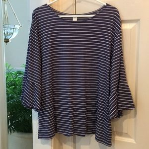 Old Navy Tops - Bell-sleeve Top